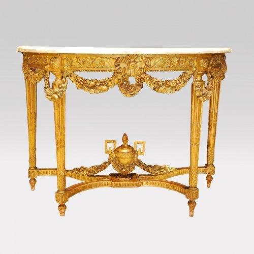 Console Louis XVI | Antiquités sur Anticstore - XVIIIe siècle
