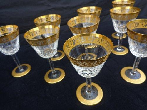 Verrerie cristallerie 20e si cle antiquit s et objets d 39 art d 39 poq - Verre saint louis prix ...