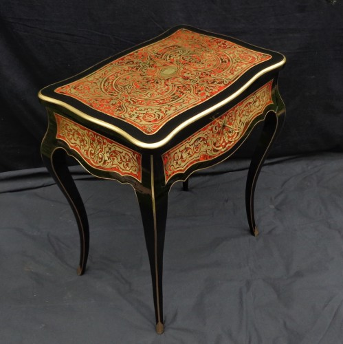 19th century Boulle style table