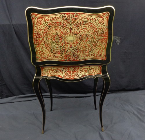 Furniture  - 19th century Boulle style table