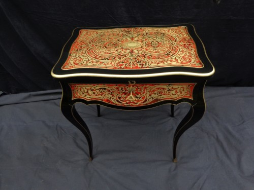 19th century - 19th century Boulle style table