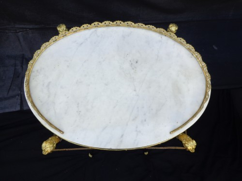 A 19th century Boulle style Table - Furniture Style Napoléon III
