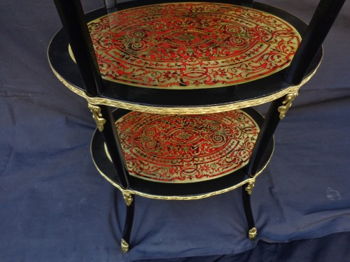 19th century - A 19th century Boulle style Table
