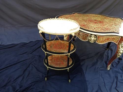 A 19th century Boulle style Table - Napoléon III