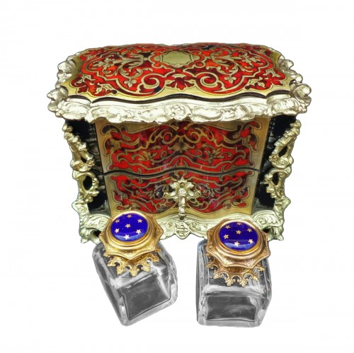 French Fragancy Box, late 19th century