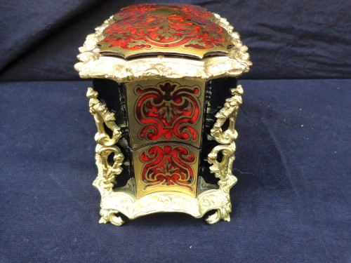French Fragancy Box, late 19th century - Objects of Vertu Style Napoléon III