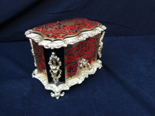 Objects of Vertu  - French Fragancy Box, late 19th century