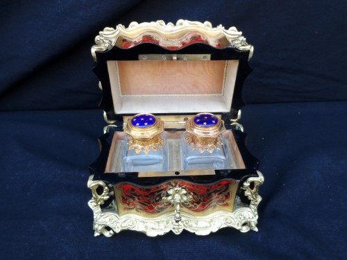 French Fragancy Box, late 19th century - Napoléon III