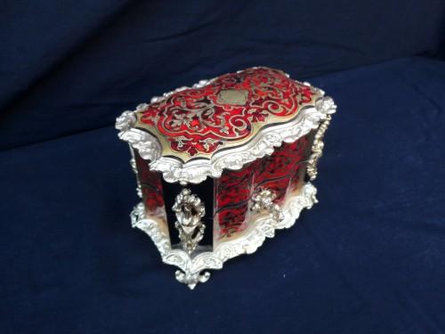 Napoléon III - French Fragancy Box, late 19th century