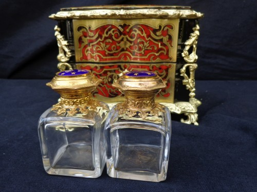 Antiquités - French Fragancy Box, late 19th century