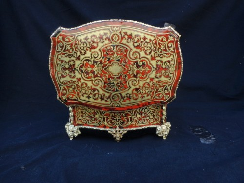 Jewelry Box GRADE in Boulle marquetry Napoleon III period 19th - Napoléon III
