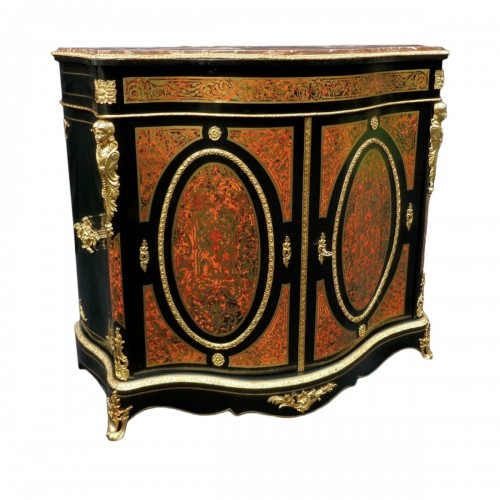 Late 19th century Boulle style Cabinet