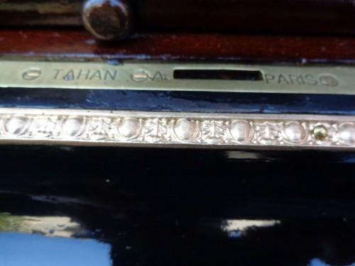 Napoléon III -  Tahan - Tantalus Box in Boulle marquetry Napoleon III period 19th
