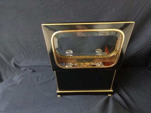 Decorative Objects  - Napoleon III  Tantalus Box stamped ZIMBERG