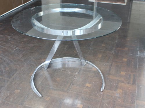 Table design 1970 par Boris Tabacoff