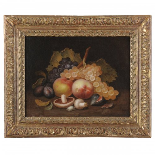 Paul Liégeois (actif vers 1650-70) - Nature morte aux fruits