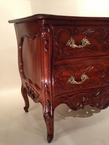 French provencal (nîmoise) Louis XV commode - Louis XV