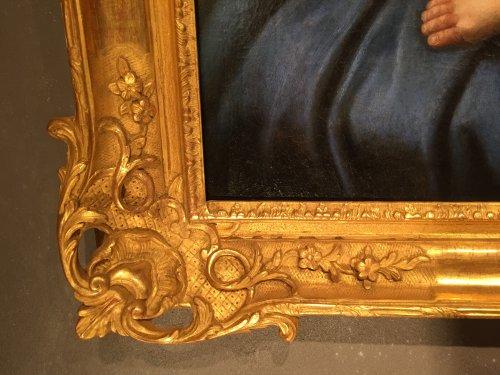 Antiquités - Louis alexandre de bourbon asleep in the guise of cupid, atelier pierre mig
