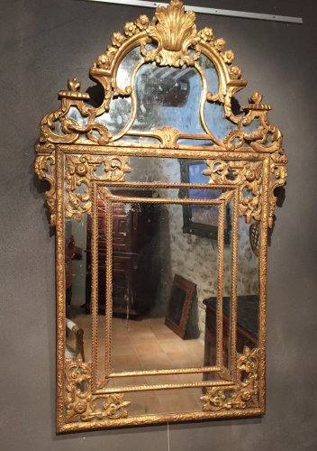 French fine Régence Mirror circa 1720