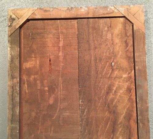 Antiquités - Set of 19th.c twelve renaissance panels  oak