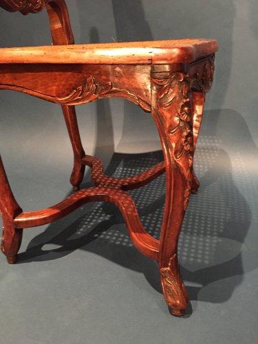 Antiquités - French Fine Suite of Six Chairs, Paris Régence Period BY Louis Cresson.