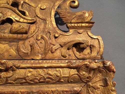 18th century - French Fine 18th .c Mirror, Provence Louis XIV Period