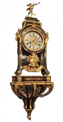 Monumental Louis XIV Cartel, Paris Circa 1710
