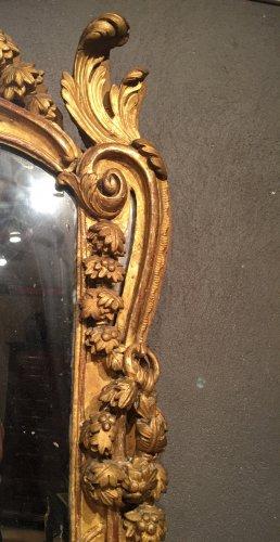 18th century - French Fine Mirror, Provence Louis XV Period Circa 1770