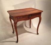 French Fine Régence Table, Bordeaux Circa 1720
