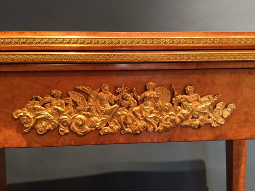Furniture  - Game Table for the King of Rome to the Castle of Meudon, Paris around 1811.