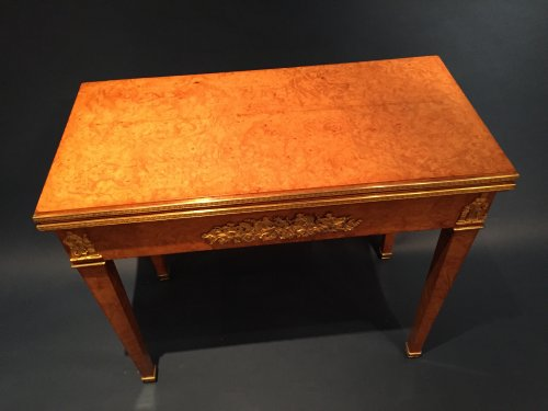 Game Table for the King of Rome to the Castle of Meudon, Paris around 1811. - Empire