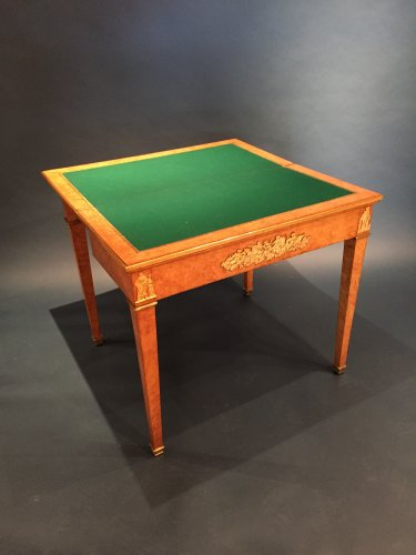 Empire - Game Table for the King of Rome to the Castle of Meudon, Paris around 1811.