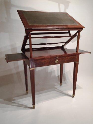 Bureau et Secrtaire Directoire Antiquits sur Anticstore