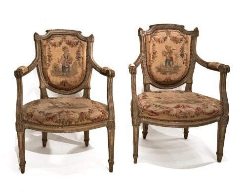 fauteuil ancien dessin. Black Bedroom Furniture Sets. Home Design Ideas