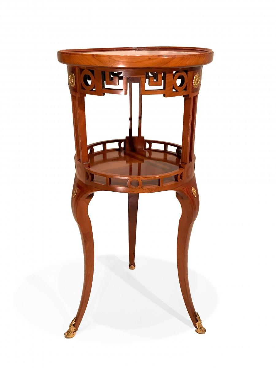 Salon De Jardin Asiatique table de goût anglo-chinois attribuée à pierre garnier vers