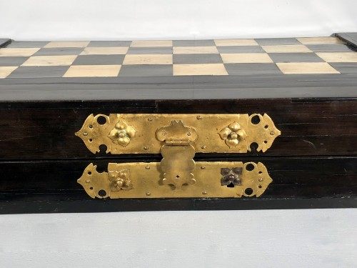 French Louis XIV game box - Curiosities Style Louis XIV