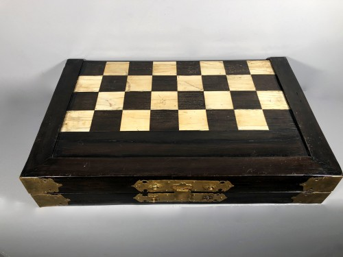 French Louis XIV game box - Louis XIV
