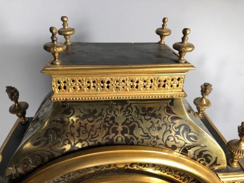 Louis XIV - A French Louis XIV Boulle Cartel by Nicolas Gribelin