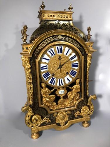 Antiquités - A French Louis XIV Boulle Cartel by Nicolas Gribelin