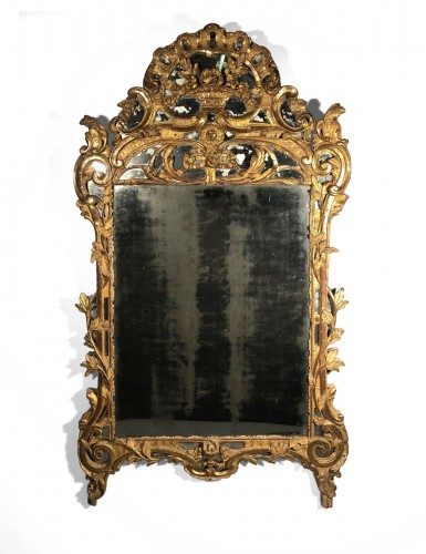 French Provence 18 th mirror