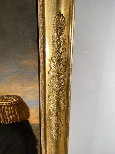 Portrait of Marshal Kellermann by Robert Lefèvre 1818 - Restauration - Charles X