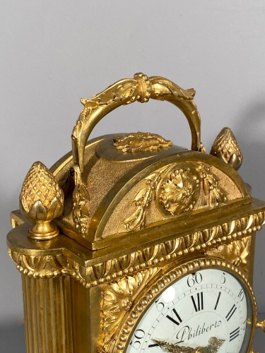 Clocks  - Officer clock, Paris Louis XVI period, circa 1780