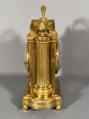 Officer clock, Paris Louis XVI period, circa 1780 -