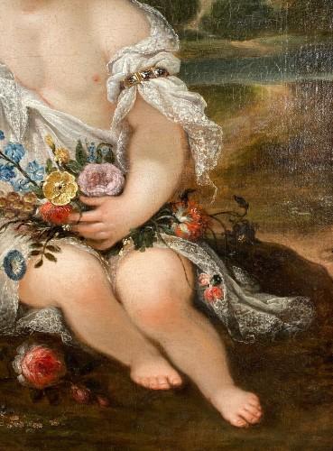18th century - The Compte of Vermandois signed Mignard, Paris circa 1670.