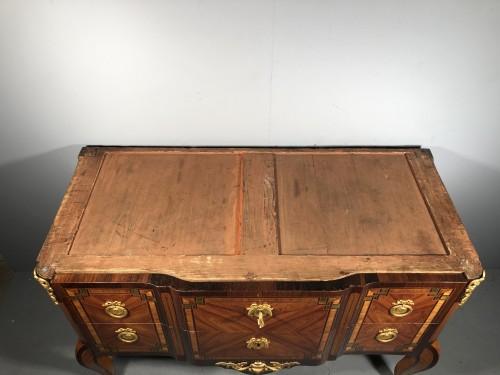 Antiquités - French 18th fine Greek commode, Paric circa 1700