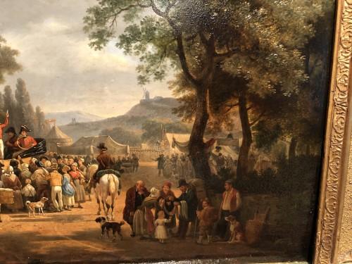 Paintings & Drawings  - The charlatan - Jean François Demay (1798-1850)