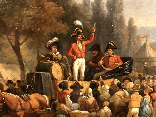 19th century - The charlatan - Jean François Demay (1798-1850)