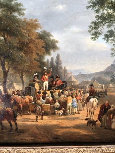 Antiquités - The charlatan - Jean François Demay (1798-1850)