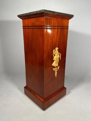 Furniture  - Somno empire in mahogany, attributable to Jacob Desmalter