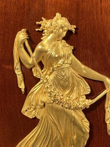 Somno empire in mahogany, attributable to Jacob Desmalter - Empire